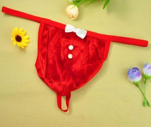 UM316 Sexy Red G-string Men's Underwear