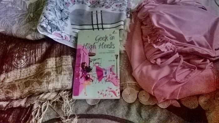 Beberapa koleksi Jilbab Lebar saya